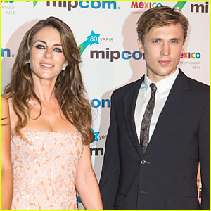 William Moseley Suits Up For MIPCOM Party!