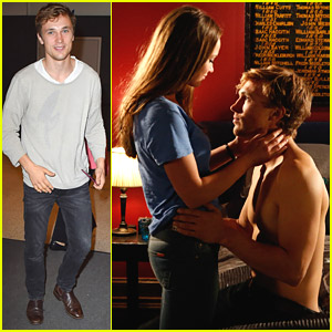 William Moseley Gets Shirtless In New 'Royals' Stills
