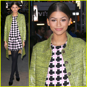 Zendaya Talks Trick-or-Treating For UNICEF on 'GMA' - Watch Now!