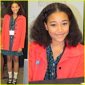 Amandla Stenberg Needs To Know If Ouija Board Apps Work