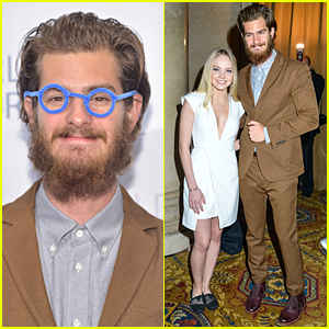 Andrew Garfield & Danielle Bradbery Chat It Up at Worldwide Orphans' Gala