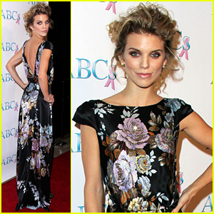 AnnaLynne McCord Is the Talk of the Town in Her Backless Dress!