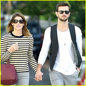 Ashley Greene & Boyfriend Paul Khoury Are Still Very Much a Couple!