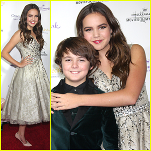 Bailee Madison Celebrates 'Northpole' Premiere in Hollywood