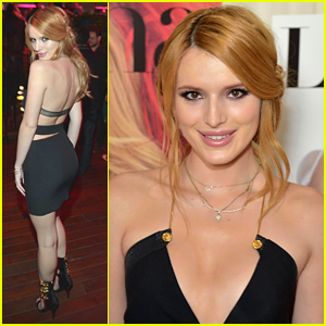 Bella Thorne Knocks Our Socks Off At Latina's 30 Under 30 Party