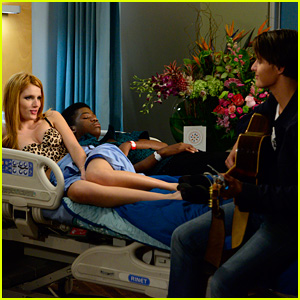 "Exclusive Stills of Bella Thorne on ""Red Band Society'!"