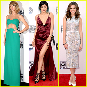 Which Celebs Made Our AMAs 2014 Best Dressed List? Find Out Here!