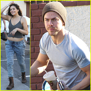 Derek Hough Dishes on Bethany Mota's DWTS Final Freestyle: 'It Signifies her Life & Strength'