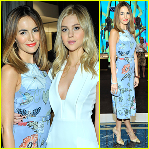 Camilla Belle & Nicola Peltz Celebrate Gucci's New Beverly Hills Store Opening