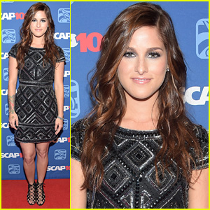 Cassadee Pope Gears Up for CMA Awards!