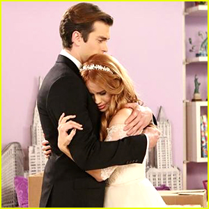 Debby Ryan Sends Birthday Wishes To TV Fiance Pierson Fode After Breaking His Heart on 'Jessie'