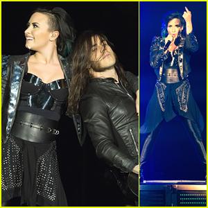 Demi Lovato Announces Australia & New Zealand Tour Dates