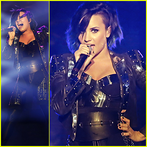 Demi Lovato: My World Tour Is My Workout