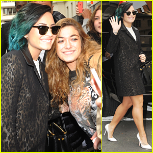 Demi Lovato Is Missing Her Touring Family