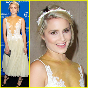 Dianna Agron Says She Decorates Her House with Pieces from Around the World