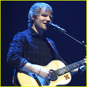 Ed Sheeran Took Three Flights To Get To Metro Radio's Christmas Live Concert