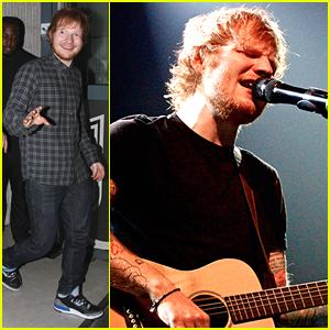 Ed Sheeran Announces Two New Dates At Wembley Arena