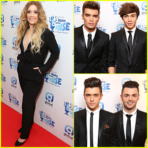 Ella Henderson & Union J Are Ready To 'Make Some Noise'