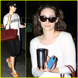 Go See Emmy Rossum's New Movie Now!