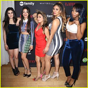 Fifth Harmony & Jasmine V Take Over Latina Mag's 30 Under 30 Party