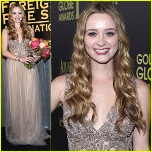 Greer Grammer Is Now Miss Golden Globe 2015 & JJJ Could Not Be More Excited For Her!