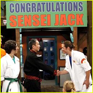 Jack Is Now A Sensei on 'Kickin' It'!