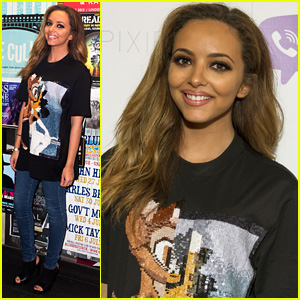 Jade Thirlwall Supports Pixie Lott Before Hitting the Studio with Little Mix