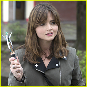 Jenna Coleman's Fate On 'Doctor Who' Still Up In The Air