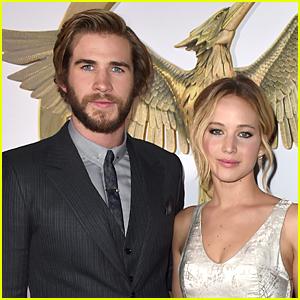 Jennifer Lawrence Considers 'Mockingjay' Co-star Liam Hemsworth Her Best Friend
