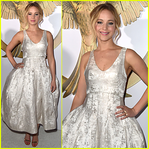 Jennifer Lawrence Captures the Spotlight at 'Hunger Games: Mockingjay' Los Angeles Premiere!