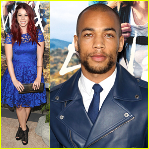 Jillian Rose Reed & Kendrick Sampson Go Absolutely 'Wild' For Reese Witherspoon