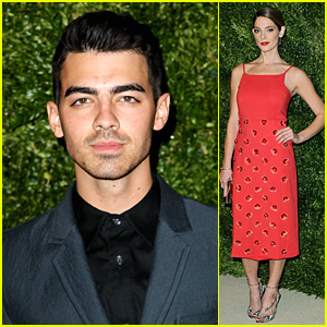 Joe Jonas & Ashley Greene Get Dressed Up For CFDA/Vogue Fashion Fund Awards