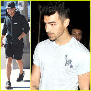 Joe Jonas Had His 'Mind Blown' After Seeing 'Interstellar'