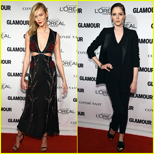 Karlie Kloss Is 'So Excited' To Be at the Glamour Women Of The Year Awards 2014!