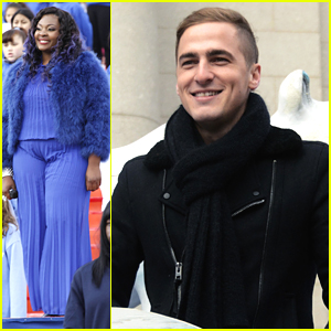Candice Glover Sings 'Let It Go' During Philadelphia's Thanksgiving Day Parade - Watch Here!