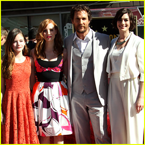 Mackenzie Foy Calls Matthew McConaughey 'Mr. Matthew' & It's the Cutest Thing Ever