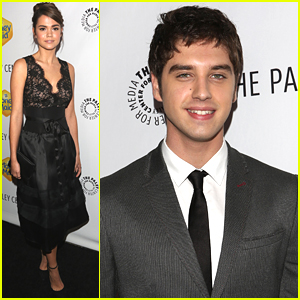 Maia Mitchell & David Lambert Celebrate LGBT Television Equality With Paleyfest