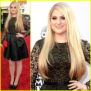 Meghan Trainor Is 'All About' the AMAs 2014!