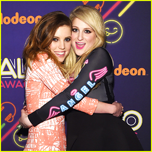 Meghan Trainor & Echosmith's Sydney Sierota Could Be The Cutest BFFs We've Ever Seen!