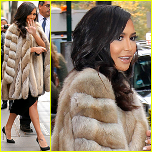 Naya Rivera Reminds Kim Kardashian That She's 'Someone's Mother'