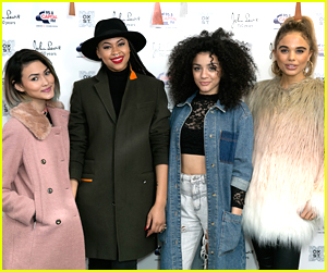Neon Jungle Drop Fan-Filled 'Can't Stop Love' Video Ahead Of Oxford Street Christmas Lighting