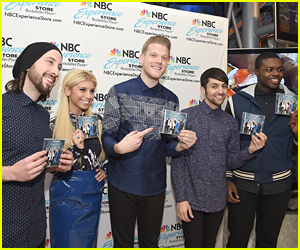 Pentatonix's Live Version of 'Silent Night' Is The Best Thing You'll Hear All Week