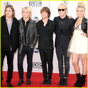 R5 Keeps Us Smiling At The American Music Awards 2014