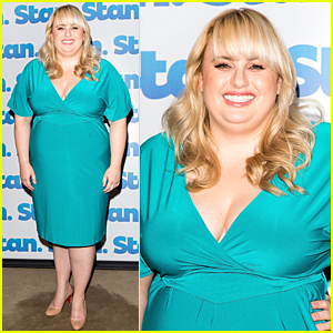 Rebel Wilson Spreads the Word on Streaming Service Stan