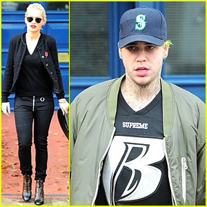 Rita Ora & Ricky Hilfiger Fly to Los Angeles Together