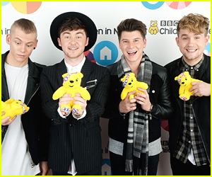 Rixton Cuddle With Pudsey For Children In Need