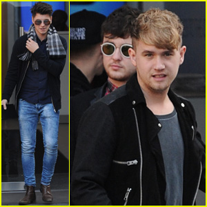 Rixton's Jake Roche is Completely Smitten with Little Mix Girlfriend Jesy Nelson!