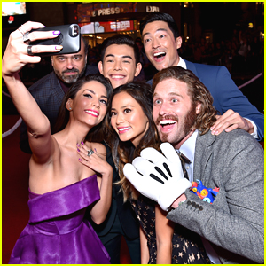 Ryan Potter & Jamie Chung Get Big Premiere For 'Big Hero 6' - See All The Pics!