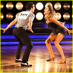 Sadie Robertson & Mark Ballas Get Silly on 'DWTS' - See the Pics!