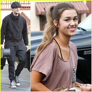 Mark Ballas Is 'Really Proud' of Sadie Robertson